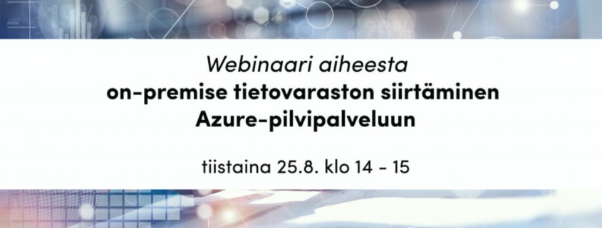 Azure-webinaari